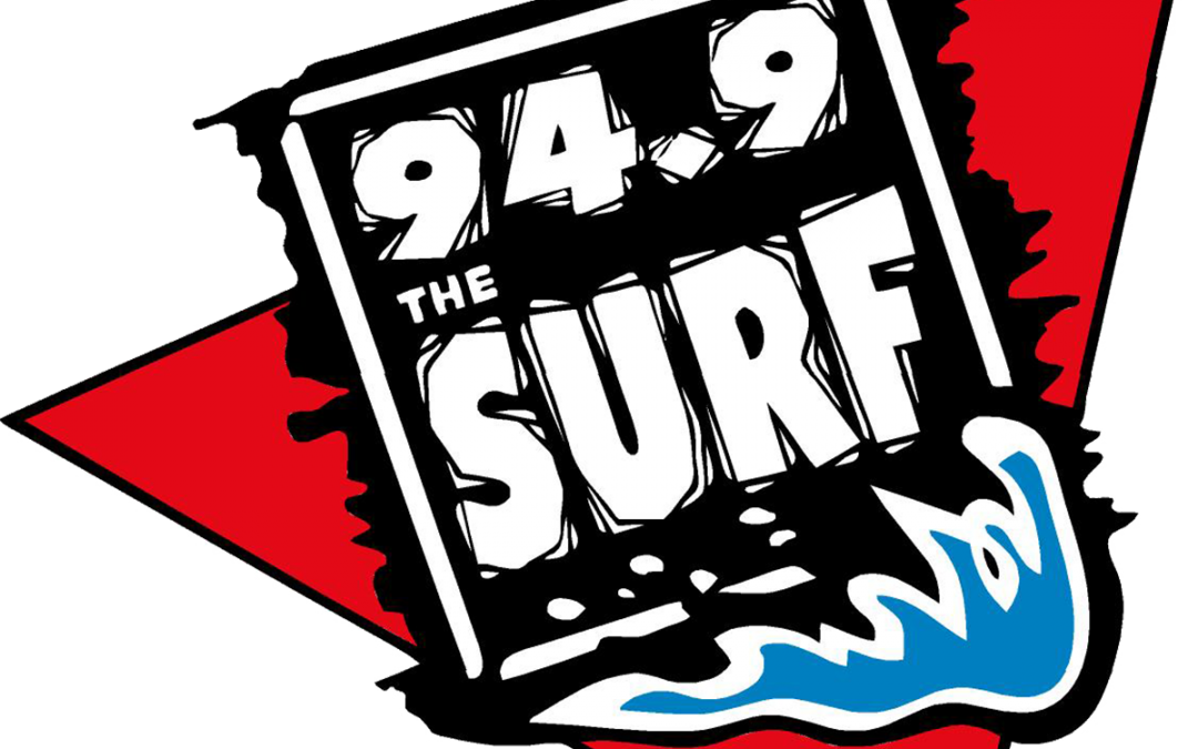 Surf Countdown – May 4th