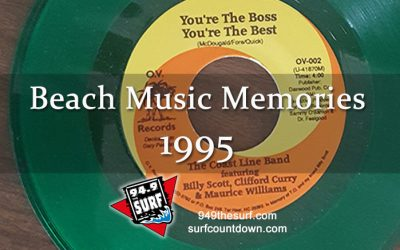 Do you remember Beach Music in 1995?