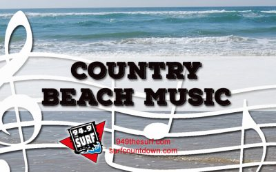 Are any Country Songs Beach Music?