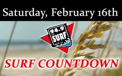 Surf Countdown – February 16th