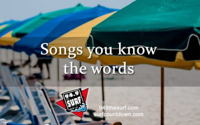 What Beach Music Songs do you know by heart?