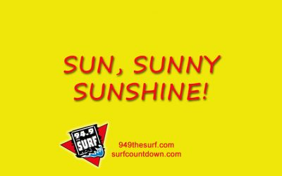 Who is ready for Sunny Songs?