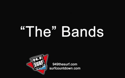 "Bands with ""The"" in the Name"
