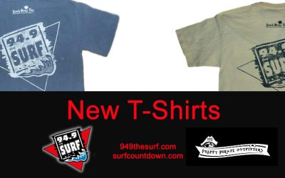 Have you got a 94.9 the Surf T-Shirt?