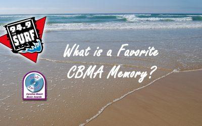 Favorite CBMA Memory?