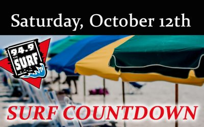 Surf Countdown – October 12th