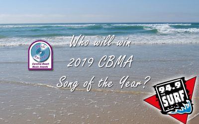Who will Win 2019 CBMA Song of the Year?