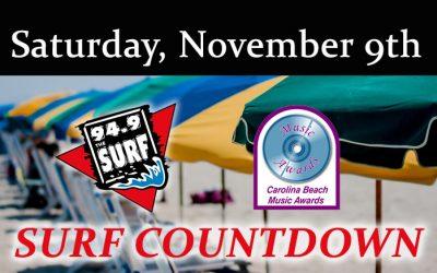 Surf Countdown – November 9th