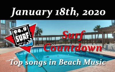 Surf Countdown – January 18th