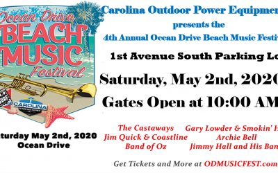 You going to be at Ocean Drive May 2nd?