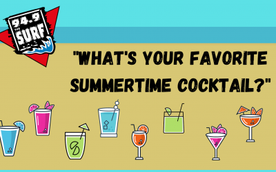 What's your Favorite Summertime Cocktail?