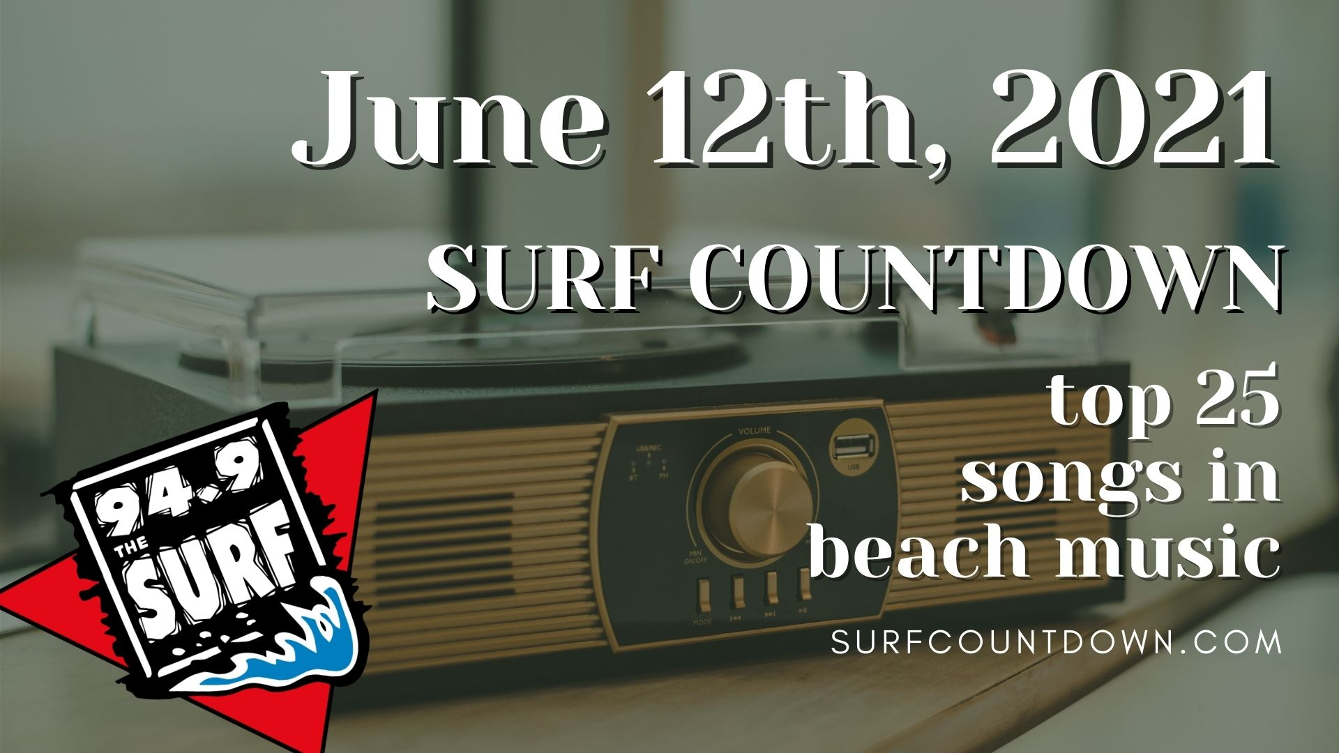 surf countdown