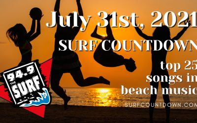 Surf Countdown – July 31st